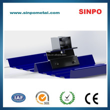 Hot selling photovoltaic roof clamps for solar module installation