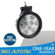 High Performance Function 90w Offraod Led Work Light for Off-Road, SUV, SSV,ATV,UTV,Truck,Boat