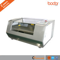 BCL0605MU acrylic, wood, jewelry, stamp, rubber, MDF, paper, granite mini co2 40w laser engraving cutting machine