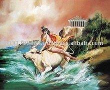Giclee Print painting, Greece painting, Mythology painting