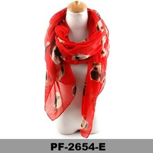 Europe feather Weight Scarf Ladies Scarf Decorations