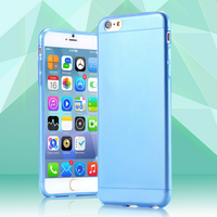 I6 Super Flexible Clear TPU Case For Iphone 6 4.7inch Slim Crystal Back Protect Skin Rubber Phone Cover Fundas Silicone Gel Case