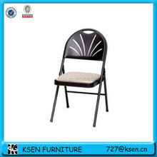 Carriable Used Metal Folding Chair KC-C029