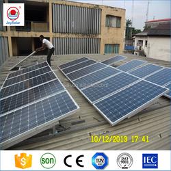 Energy saving high power 300w mono solar panel module