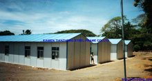 Steel Structure Prefabricated House for Living