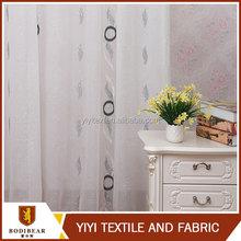 Mejores ventas de asia bordado de pie libre cortina.
