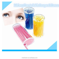 Green, Purple,Whote,Blue Color Micro Brushes For Makeup