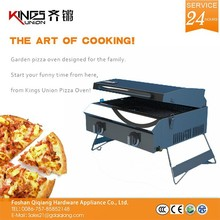 Attractive Price Two Burners GFG001 Full Stainless Steel Outdoor Gas Grill