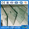 hot sell clear tinted toughened glass