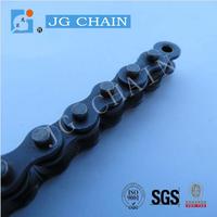 04C single or double strand bushing chain handmade steel roller chain