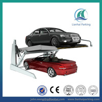tilting double deck car parking system /automated car parking system