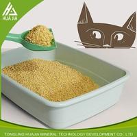 bentonite material powder box load scoop cat toilet litter sand