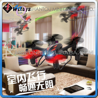 Mini Qute RC remote control flying Helicopter Quadcopter 720P HD video camera aircra 3D tumbling electronic toy NO.Q282J