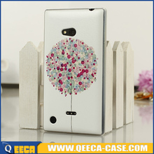 Custom design phone case cover for nokia lumia 720