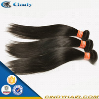 factory price high quality 100 percent unprocessed virgin remy human brazilian hair weaving extensions wholesale