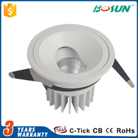 2015 China Recessed Lighting Fixture Dimmable spot light led