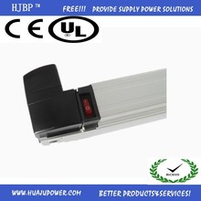 2015 CE/RoHS/FCC electric deep cycle lifepo4 48v 12 ah electric bike battery