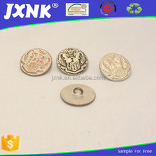 Nickle free Fancy Embossed Buttons
