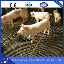 Fabricação de assoalho porco chão de ripas de plástico para o porco