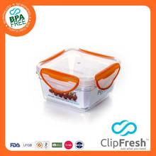 Clip Fresh Tritan Airtight BPA Free Food Container with Locks 500ml