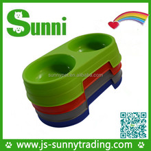 2015 hot sale pet product promotional cheap travel dog bowl