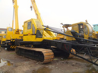 Kobelco 25 ton Used Mini Crawler Crane P&H325