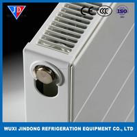 Wall mounted steel radiator, home appliances heating radiator 600*600mm