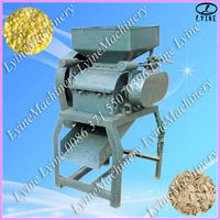 automatic stainless steel wheat flaking machine