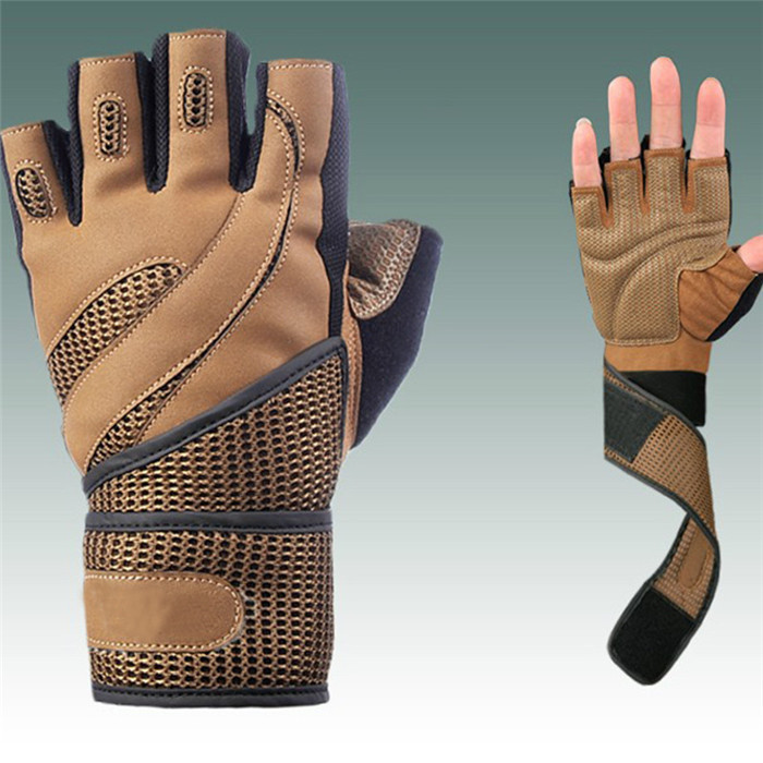 Personalized Fitness Gloves: 2015 Hot Selling Custom Gym Gloves Athletic Works Weight