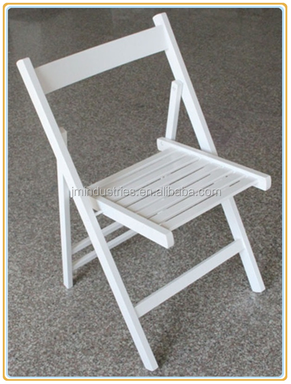 Folding Chairs Wholesale White images