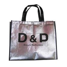 Women Tote Shopping Non Woven Laminated Bag