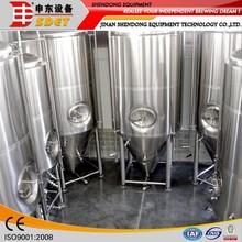 conical fermentation tanks