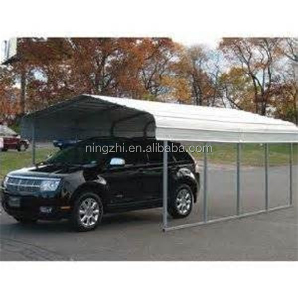 Metal Car Shelter : Vehicle metal shelter for car sun buy