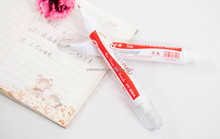 Hot selling metal tip 7ml liquid corrector HY-601A correction pen