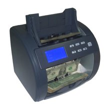 ALL(Albania Lek) Durable Automatic Muti-currency Mixed Denomination Value Counting Machine/Money Counter/Currency Counter