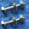 Good quality and competitive prices zinc hex bolt and nut screw fastener manufacturers