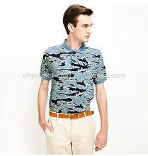de alta calidad impresos personalizados baratos de china al por mayor ropa para hombre