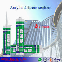 china cheap silicone sealant supplier / high quality household silicone sealant/ clear structural glazing silicone sealant