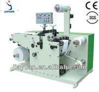 JMQ-320Y Rotary Die Cutter and Slitter With Sick Sensor & Siemens Contactor , CE Approved