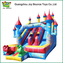 new inflatable outdoor durable giant kids slide,octopus inflatable slide