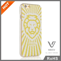 2015 new arrival mobile phone Eco-friendly TPU durable and soft case for iphone6 customized printing logo available