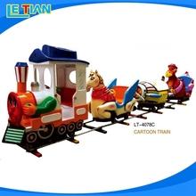 Wholesale high quality park children electric train