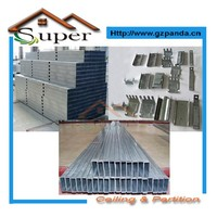 Curved Steel Channels Furring Shaped System