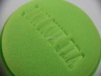 wax applicator/polish applicator/car polish sponge