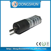 DS-16RP050 high speed engine 16mm planetary gear motor