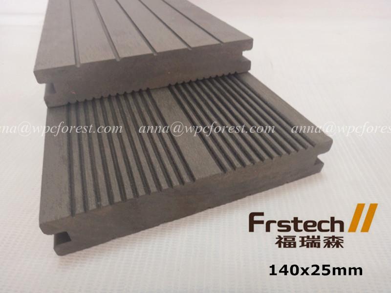 140x25mm Soild Waterproof Outdoor Deck Floor Covering