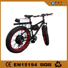 high performance racing electric fat bike 1kw