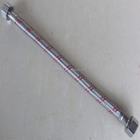 Wholesale Plastic Flexible Sink stainless steel braided teflon hose