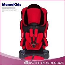 Wholesale folding baby car chairs 2015 new design portable safety kids car seat