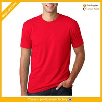 hot sale 70% polyester 30% cotton t-shirt